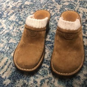 perfect real ugg shoes! size 7!